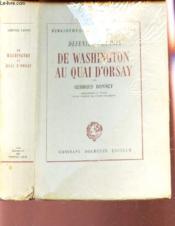 Defense De La Paix - De Washington Au Quai D'Orsay / Bibliotheque Du Cheval Aile - Couverture - Format classique