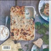 Lasagnes - 4ème de couverture - Format classique