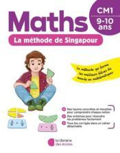 La méthode de Singapour ; maths ; CM1 (édition 2020) - Couverture - Format classique