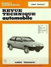 Rta 499.1 Lada Samara (1987/1994) - Couverture - Format classique