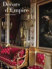 Décors d'empire - Couverture - Format classique