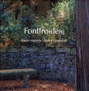 Fontfroide(s) ; douze regards - Intérieur - Format classique