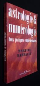 Astrologie et numerologie - Couverture - Format classique