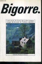Encyclopedies Regionales ; Bigorre - Couverture - Format classique