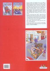 L'auto-école t.2; conduite accompagnée - 4ème de couverture - Format classique