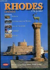 Rhodes - l'ile du soleil - Couverture - Format classique