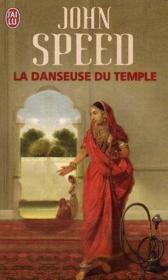 La danseuse du temple - Couverture - Format classique