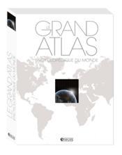 Grand atlas encyclopédique du monde (édition 2012) - Couverture - Format classique
