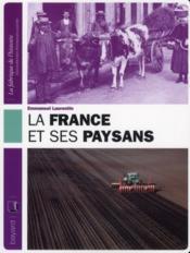 La France et ses paysans - Couverture - Format classique
