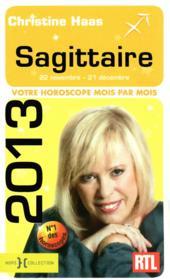 Sagittaire 2013 - Couverture - Format classique