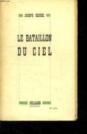 Le Bataillon Du Ciel. - Couverture - Format classique