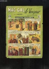 Mac-Gal, le Vengeur. - Couverture - Format classique