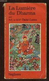 La Lumiere De Dharma. - Couverture - Format classique