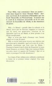 Le Petit Batard - 4ème de couverture - Format classique