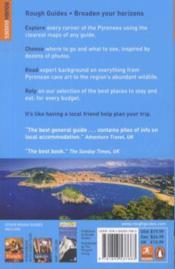 The Pyrenees - 4ème de couverture - Format classique