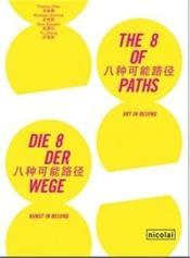 The 8 of paths - Couverture - Format classique