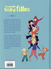 La famille trop d'filles T.1 ; Anna - 4ème de couverture - Format classique