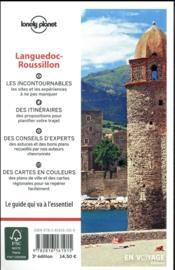 Languedoc-Roussillon (3e édition) - 4ème de couverture - Format classique