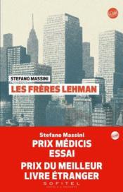 Les frères Lehman - Couverture - Format classique