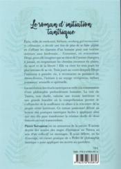 L'amoureux du féminin ; roman initiatique au tantra - 4ème de couverture - Format classique