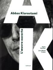 Abbas Kiarostami - Couverture - Format classique