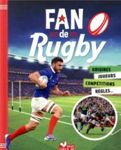 Fan de rugby - Couverture - Format classique