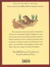 La marmotte de notre-dame - 4ème de couverture - Format classique