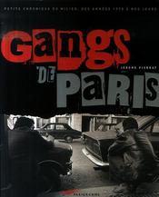 Gangs de Paris - Intérieur - Format classique