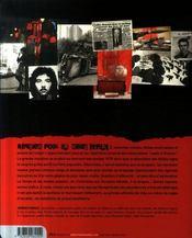 Gangs de Paris - 4ème de couverture - Format classique