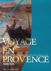 Voyage en provence - Intérieur - Format classique