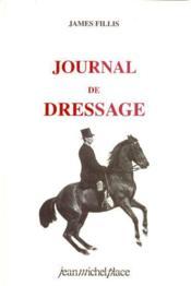 Journal de dressage - Couverture - Format classique