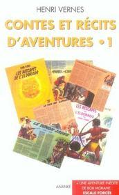 Contes et récits d'aventures t.1 ; escale forcée - Intérieur - Format classique