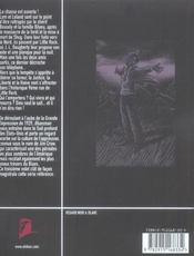 Bluesman T3 - 4ème de couverture - Format classique