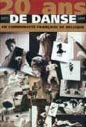 20 ans de danse en communauté fançaise de Belgique - Intérieur - Format classique