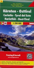 Karnten, Osttirol - Couverture - Format classique