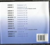 Prisma comienza cd a1 - 4ème de couverture - Format classique