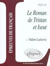 Bedier, le roman de tristan et iseut - Intérieur - Format classique