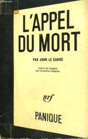 L'Appel Du Mort. Collection Panique N° 20 - Couverture - Format classique