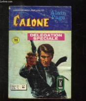 Calone N° 14. Delegation Speciale. - Couverture - Format classique