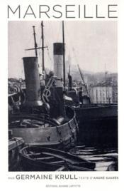 Marseille - Photographies - Couverture - Format classique