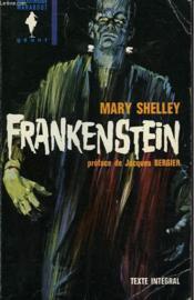 Frankenstein Ou La Promethee Moderne - Frankenstein - Couverture - Format classique