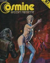 Cosmine - Innocence Radioactive - Couverture - Format classique