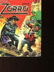 Zorro Poche N°96 - Couverture - Format classique