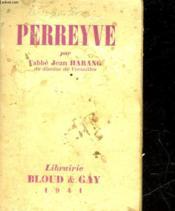 Perreyve - Couverture - Format classique