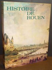 Histoire de Rouen - Couverture - Format classique
