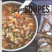 Super soupes - Couverture - Format classique