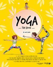 Yoga the book by mon cahier - Couverture - Format classique