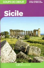 GEOguide coups de coeur ; Sicile (édition 2021) - Couverture - Format classique