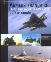 Armees Francaises Face Aux Nvelles Menaces Du 21e S. - Intérieur - Format classique
