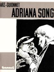 Adriana Song - Couverture - Format classique